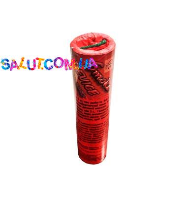 Цветной дым красный (красная дымовая шашка)