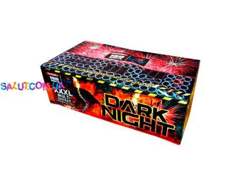 Фейерверк Dark Night (Темная Ночь) 150 зар. MIX калибр 30 мм