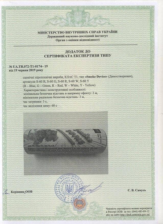 Сертификат 5 фото